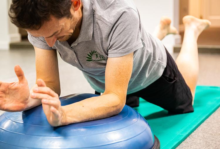 Kinesitherapie/sportrevalidatie